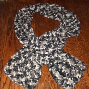 Super soft chenille scarf